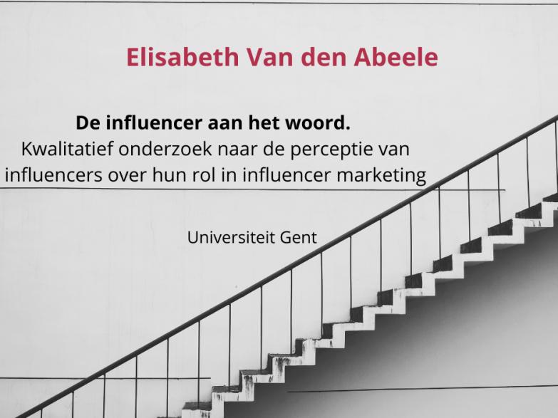 Elisabeth Van den Abeele