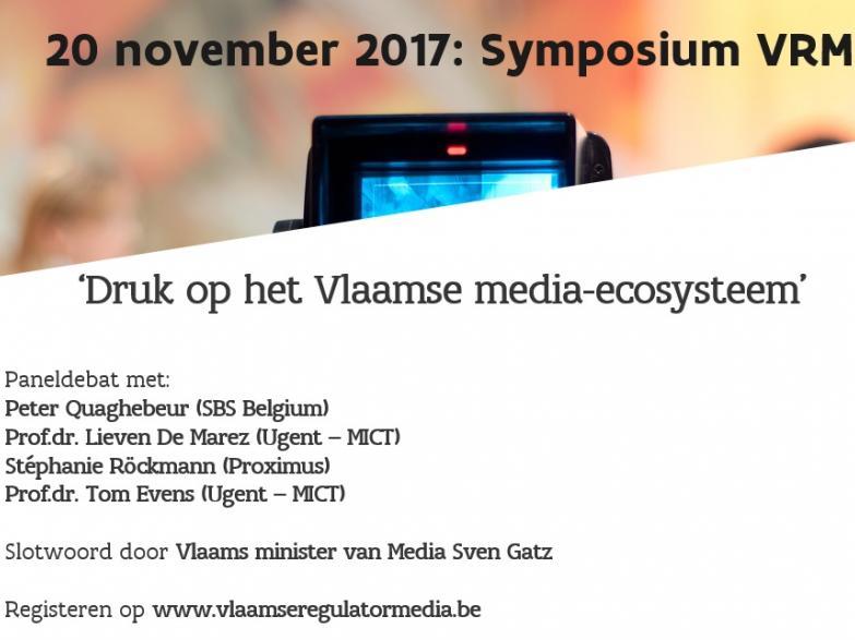 Aankondiging symposium 2017