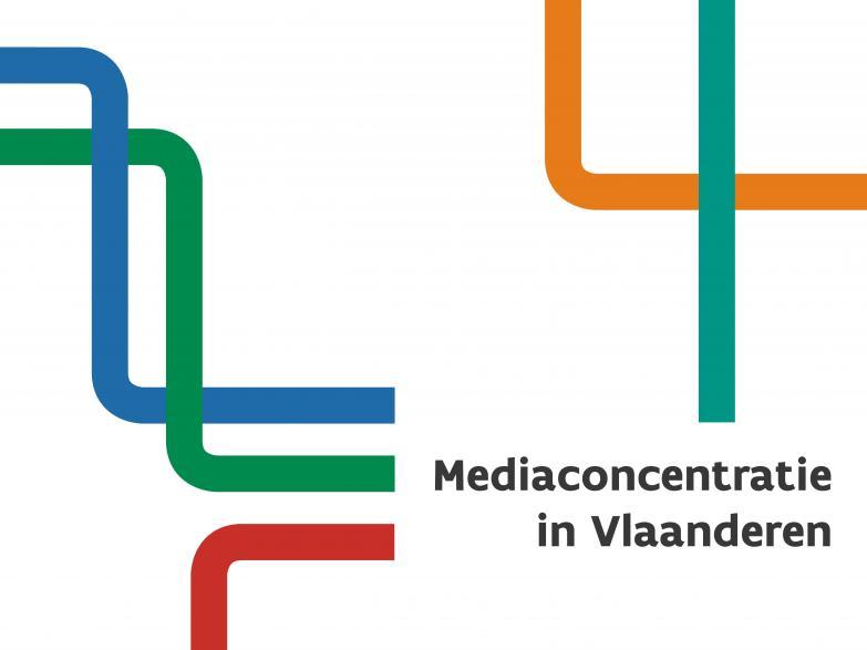 Rapport Mediaconcentratie in Vlaanderen - voorblad
